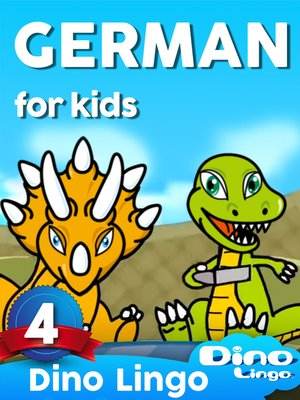 cover image of German for Kids, Lesson 4
